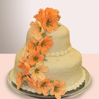 На заказ в москве свадебные торты